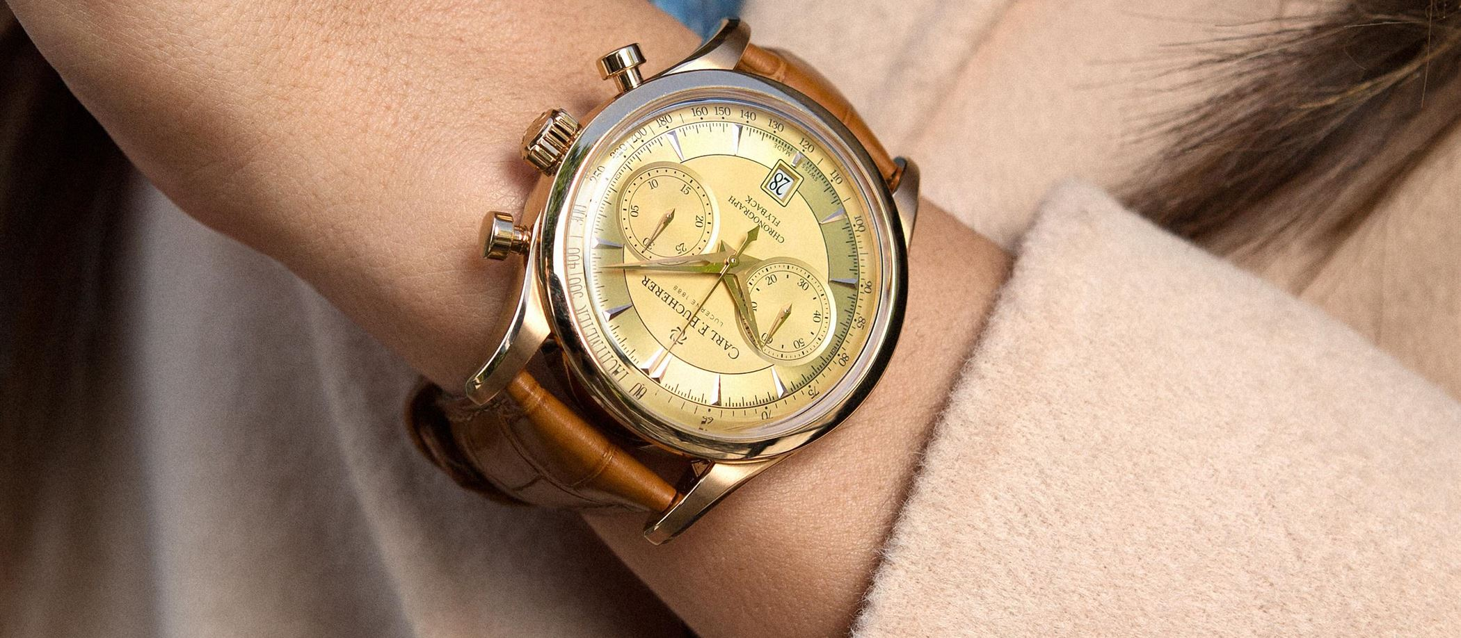 Why Swiss Watches for Women Make a Worthy Gift