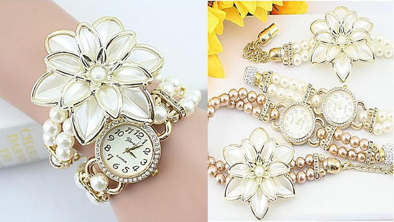 Bracelet Watches Available For Women of All Ages